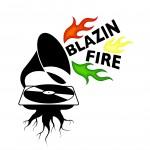 Blazin'fire logo